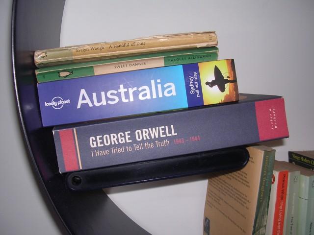 Artlessly chosen books